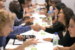 Speed Mentoring Event SEF 2015 at RSA Insurance